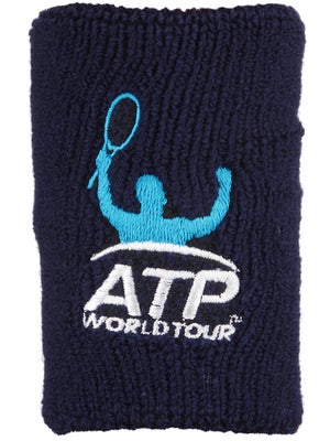 ATP Wristband Navy (single)