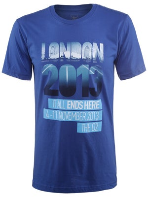 Barclays ATP World Tour Finals 2013 Men's T-Shirt