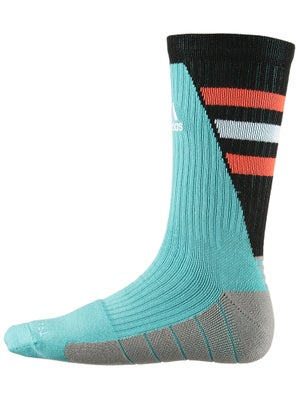 adidas Team Speed Traxion Crew Sock Blue/Red/Bk