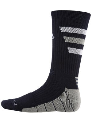 adidas Team Speed Traxion Crew Sock Navy/White