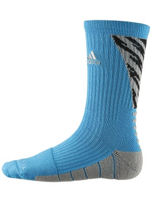 adidas Speed Traxion Shockwave Crew Socks Solar Blue