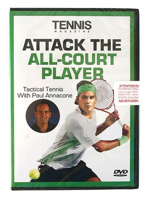 Attack the All Court Player DVD