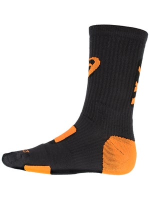 Asics Team Tiger Crew Socks Black/Orange