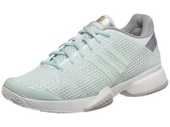 adidas Stella Barricade 8 Fresh Aqua/White Women's Shoe