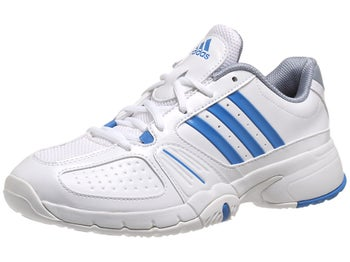 adidas Barricade Team 2.0 Wh/Blue Women's Shoe