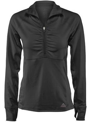 adidas Women's Fall Ultimate 1/2 Zip Top
