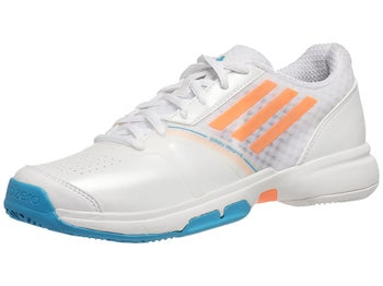 adidas Galaxy Allegra Wh/Orange/Blue Women's Shoe