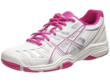 Asics Gel Challenger 9 White/Pink Women's Shoes