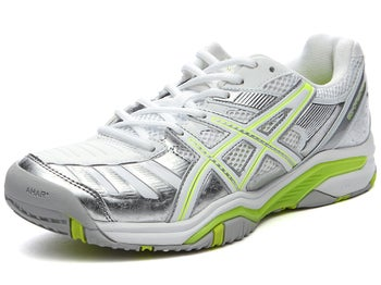 Asics Gel Challenger 9 Silver/Lime Women's Shoe
