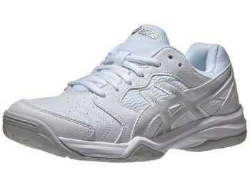 88e0a1f18f85 Product image of Asics Gel Dedicate 6 White/Silver Women's Shoes