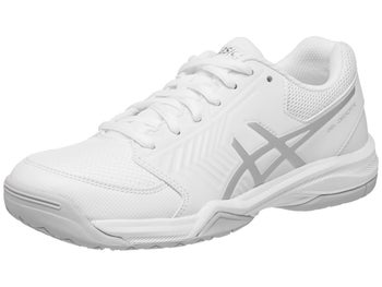 8d71a5ec6e5c Product image of Asics Gel Dedicate 5 White Silver Women s Shoes