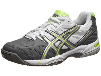 Asics Gel Game 4 Charcoal/Green Women's Shoes