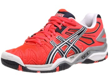 Asics Gel Resolution 5 Pink/Navy Women's Shoes