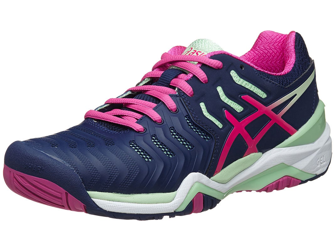 Tennis & Racquet Sports Pink Honest Asics Gel Game 6 Womens Tennis Shoes