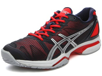 Asics Gel Solution Speed Navy/Pink Women's Shoes