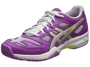 Asics Gel Solution Slam 2 Purple/White Women's Shoes