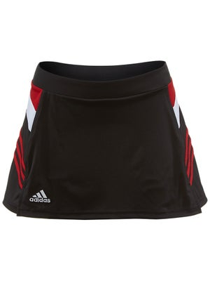 adidas Women's miTeam Skort - Black & Red
