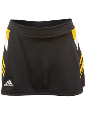 adidas Women's miTeam Skort - Black & Gold