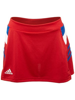 adidas Women's miTeam Skort - Royal & Red