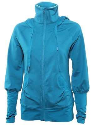 adidas Women's Powerluxe No Fuss Jacket