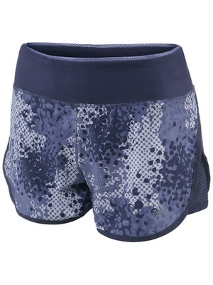 adidas Women's Powerluxe No Fuss Print Short
