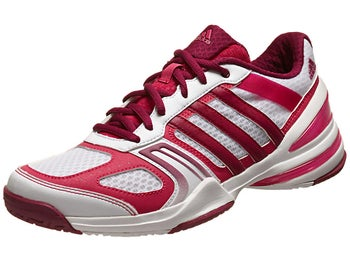 adidas Rally Court White/Berry Women's Shoe