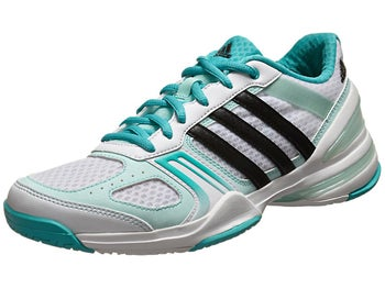 adidas Rally Court White/Mint Women's Shoe