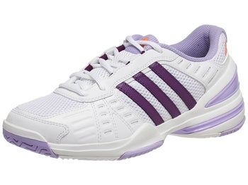 adidas Response Rally Court Wh/Purple Women's Shoe