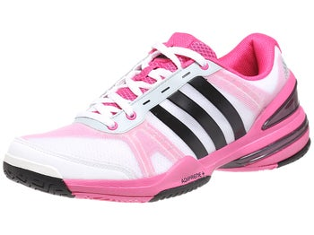 adidas Response CC Rally White/Pink Women's Shoe