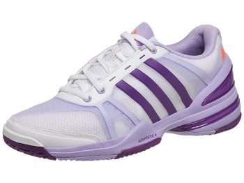 adidas Response CC Rally Comp Wh/Purple Women's Shoe