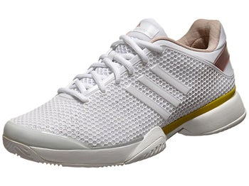 adidas Stella Barricade 8 White Women's Shoe