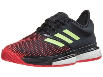 86e5d64ff Product image of adidas SoleCourt Boost Black Red Women s Shoes