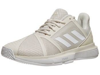 d72114fcfec58 Product image of adidas CourtJam Bounce Off-White Women s Shoes