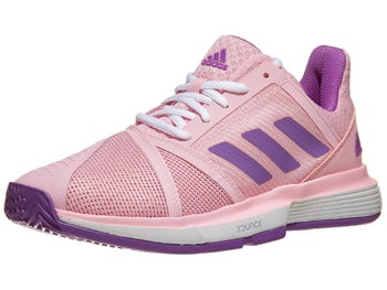 472765feb27dd Product image of adidas CourtJam Bounce Pink Women s Shoes
