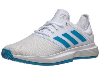 quality design 8635b 29716 Product image of adidas GameCourt Wide White Blue Women s Shoes