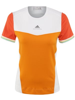 adidas Women's Stella McCartney Spring Cap Sleeve Top