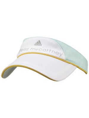 adidas Women's Stella McCartney Visor Aqua