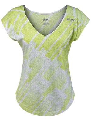 Asics Women's Spring Tessa Burnout Top