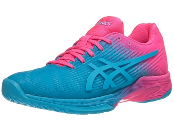 d37524daa37e Product image of Asics Solution Speed FF L.E. Aqua Pink Women s Shoes