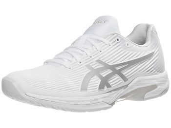 a738ceb6 Asics Solution Speed FF White/Silver Women's Shoes