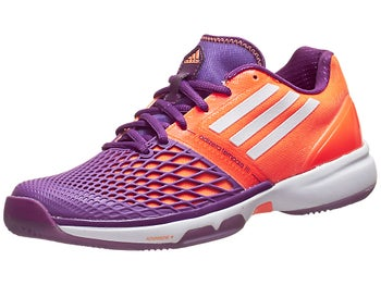 adidas adizero CC Tempaia III Orange/Pur Women's Shoe