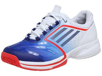 adidas adizero Tempaia II Wh/Blue/Red Women's Shoe