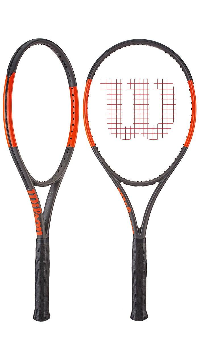 Wilson Burn 100 LS Racquet