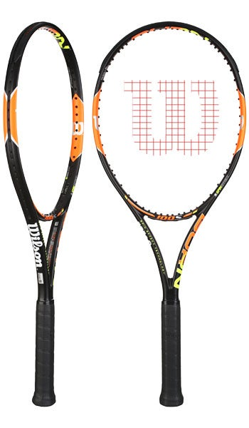 Wilson Burn 100S tennis racquet review