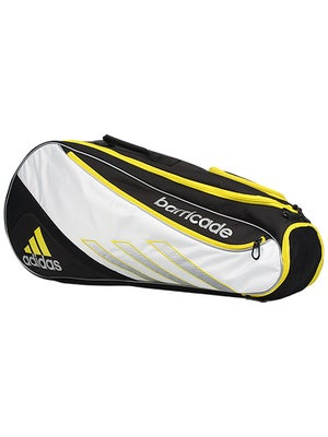 Barricade III Tour 3 Pack Bag White/Vivid Yellow