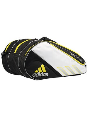 Barricade III Tour 6 Pack Bag White/Vivid Yellow