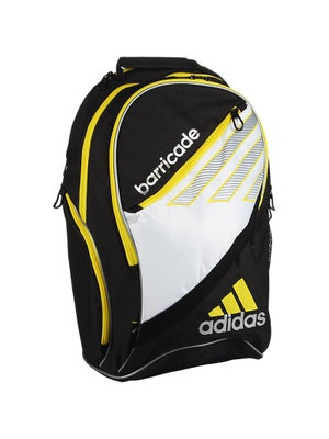 Barricade III Tour Backpack White/Vivid Yellow