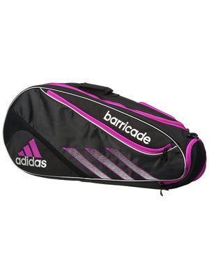 Barricade III Tour 3 Pack Bag Black/Vivid Pink
