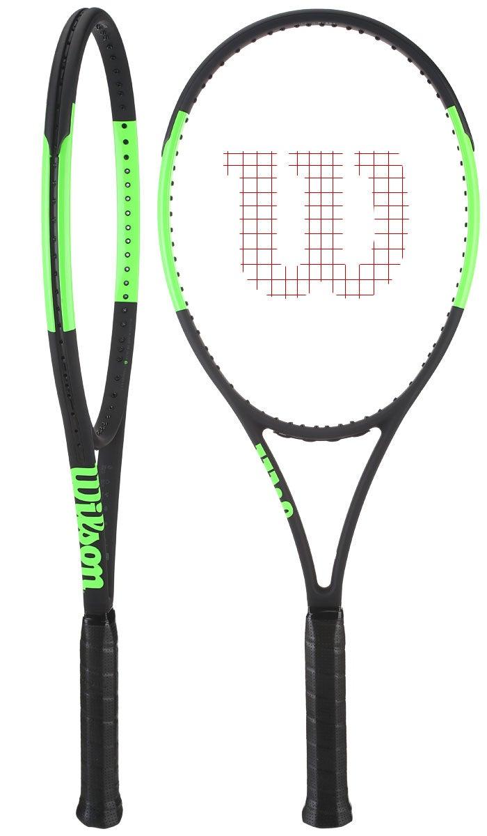 Wilson Blade 98 (16x19) Countervail Racquet