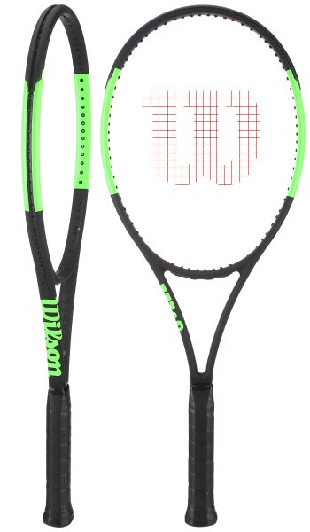wilson blade 98 18x20 countervail racquet. Black Bedroom Furniture Sets. Home Design Ideas